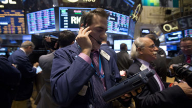It's been a memorable week on the New York Stock Exchange.