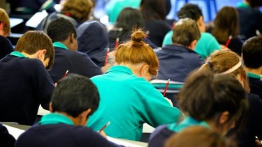Eyes down: the time taken preparing for and undertaking NAPLAN is time taken from everything else.