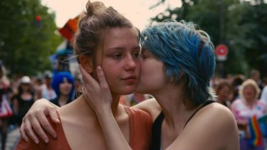 Kechiche won the Palme d'Or at the Cannes Film Festival with Blue is the Warmest Color (2013).