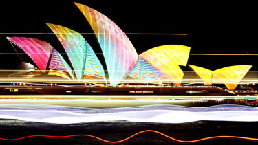 Information previously withheld about the Vivid Festival should be released, NCAT ruled.
