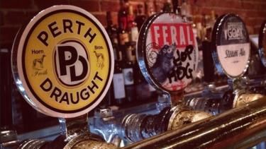 Independent Perth Draft a été lancé en 2013 mais a rapidement été imité par Feral Brewing et vendu hors du marché.
