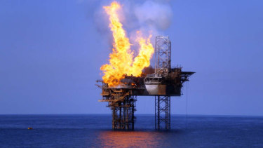 Australia has had offshore oil drilling woes in the past, such as PTTEP's West Atlas oil rig blaze off the Kimberley coast in 2009.