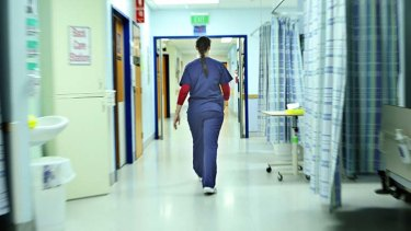 Clinicians working in hospitals and community services can't understand the system.