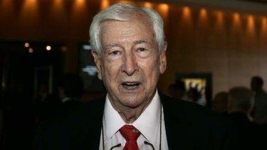 Bruce Gordon: Nine's biggest shareholder