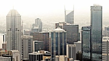 Mainstream banks are estimated to control about 85 percent of commercial real estate lending in Australia's market.