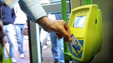 Myki cards could be a thing of the past if the trial is successful.
