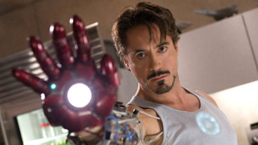Robert Downey jnr kicked off the Marvel Cinematioc Universe when he played Iron Man in 2008.