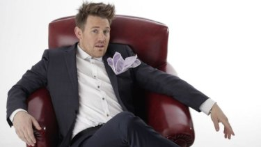 Eddie Perfect's journey to the Tony Awards has been a rollercoaster.