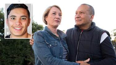 Julia and John Tam, parents of Josh Tam, who died at a music festival.