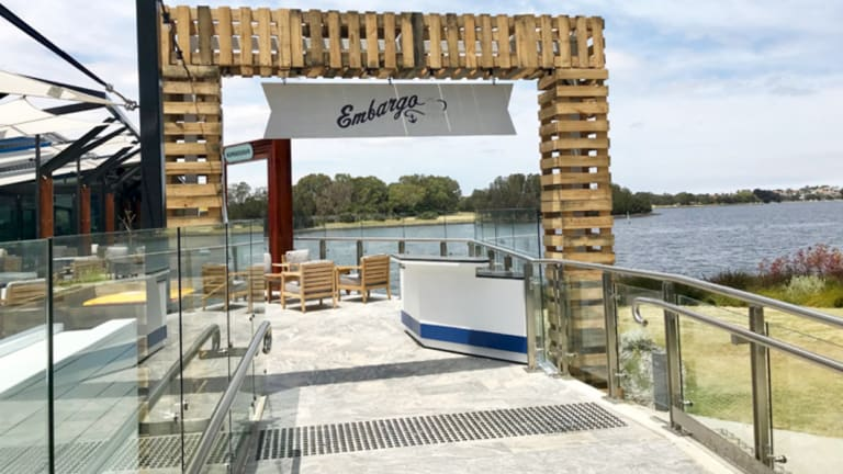 Embargo and its new tenants will be open all summer at On The Point.