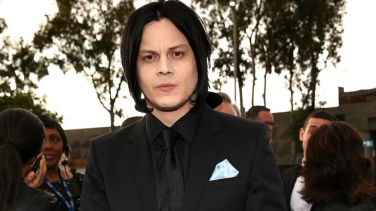Jack White has taken a stand against mobile phones.