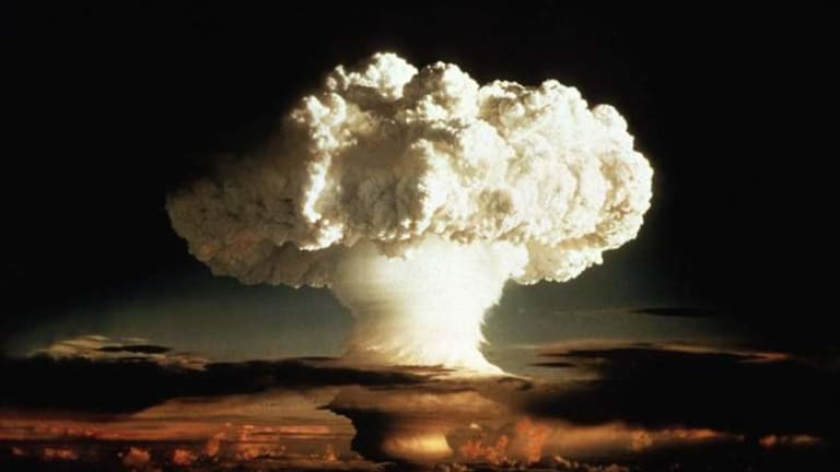 We can't rely on the US nuclear umbrella and need to have our own nuclear bomb.