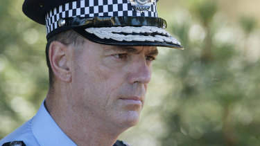 Former WA top cop Karl O'Callaghan says the report, which focuses in the last few years of his tenure as police commissioner, is politically motivated.