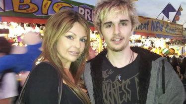 Agnieszka and Daniel Parise.
