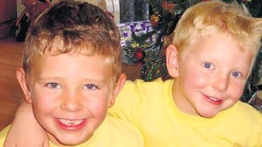 Tyler and Chase Robinson were killed by carbon monoxide poisoning in 2010.