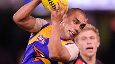 Daniel Kerr, part of the fab four 2006 premiership midfield.