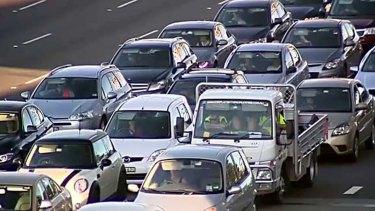 Congestion is worsening on Brisbane's northside.