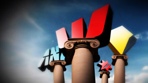 The viability of the big four Australian banks might not be in question, but they would face some very serious challenges in a downturn.