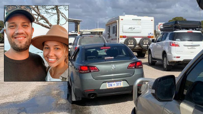 WA border inundated with travellers hoping to beat state lockdown