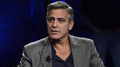 George Clooney takes aim at Hungarian media, officials accusing him of Soros links