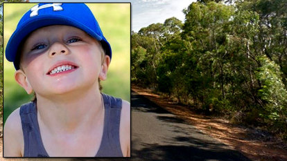 Missing 3-year-old found by grandad after harrowing day in WA's South West
