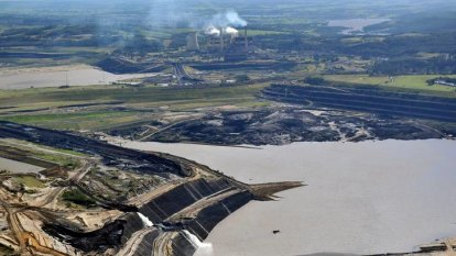 Power station flooding a summer energy risk for Victoria