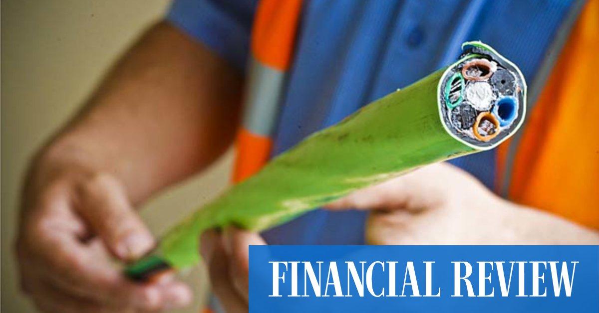 MIRA/Aware Vocus sign $5.50 a share deal – The Australian Financial Review