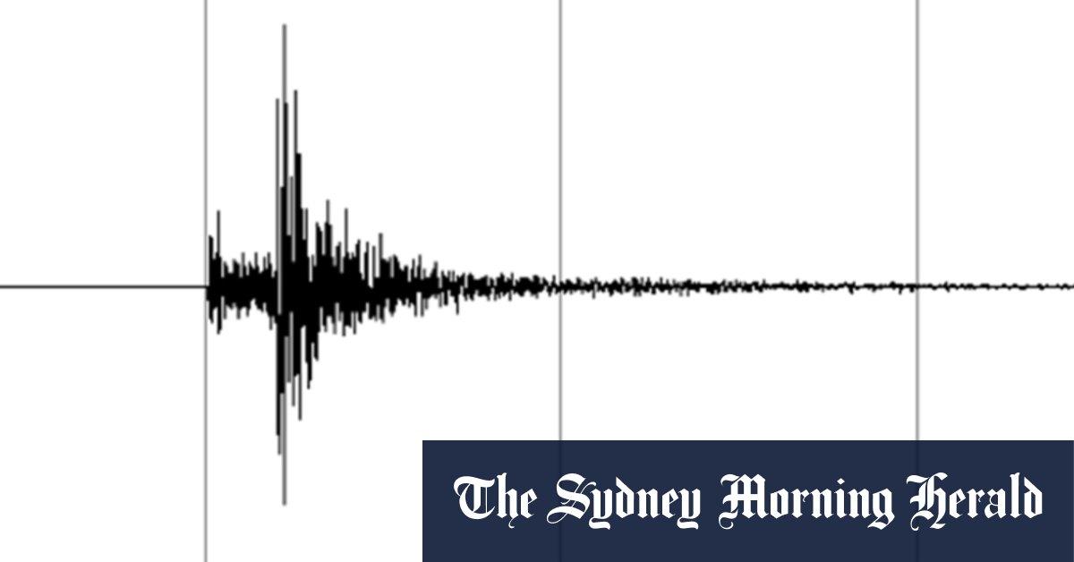 Strong earthquake strikes Aegean Sea, shaking Turkey and Greece