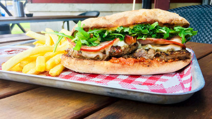 AHA votes for WA's best two steak sandwiches at Crown Perth live cook-off