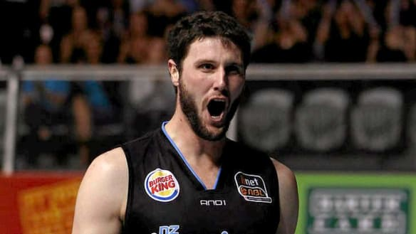 Alex Pledger standing tall for Melbourne United in grand final rematch
