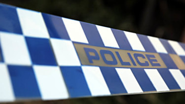 Police are searching for two men in relation to the incident.