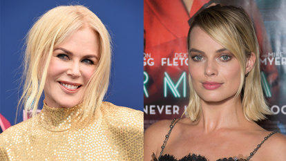 Nicole Kidman and Margot Robbie to star in Roger Ailes film
