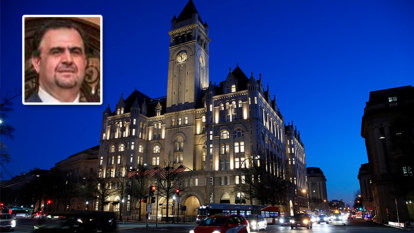 The wealthy Iraqi sheikh who spent 26 nights at Trump's hotel
