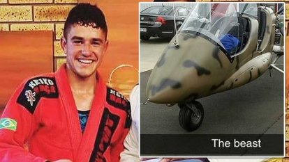 Friends of Perth father and son killed in tragic WA gyrocopter crash in disbelief
