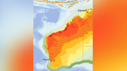 Temperatures begin to climb: WA authorities brace for ideal bushfire conditions