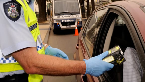 Police refuse to dump breath-test quotas, despite faking results