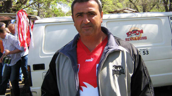 The victim, John Gasovski, was murdered with a close range shot above his right ear.