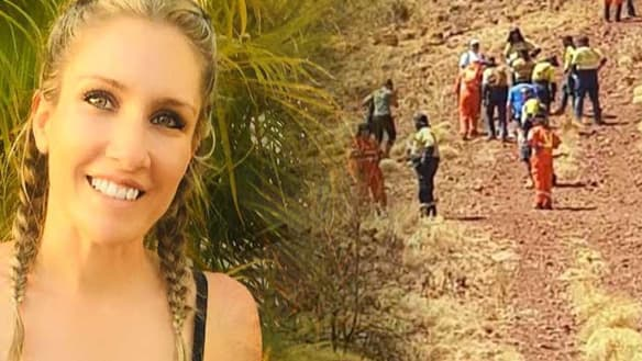 Felicity Shadbolt failed to return from a walk at Mt Nameless, an area she knew very well.