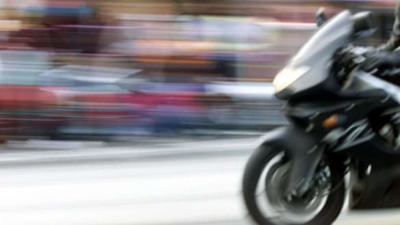 Police closer to identifying biker behind the burnout blooper