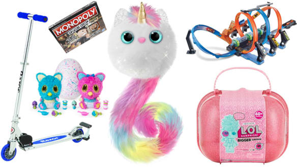Top toys for Christmas 2018 reflect 'a shift away from screens'