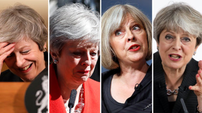 'Deep down I don't think she's very good': The rise and fall of Prime Minister May