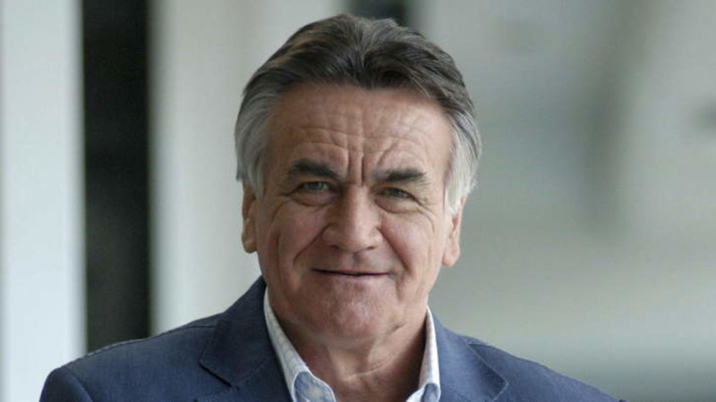 Veteran broadcaster Barrie Cassidy to depart ABC's Insiders