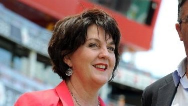 Long-serving Currumbin MP Jann Stuckey.