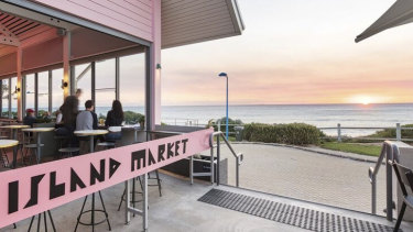 Island Market in Trigg had only set menu service when the pandemic forced dining rooms to adapt to restrictions.