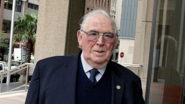 Former Ryde mayor Ivan Petch, 80, sentenced for lying to ICAC.