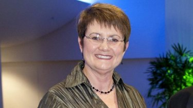 Margaret de Wit, who served on Brisbane City Council for 19 years.