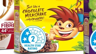 The Health Star Rating system is undergoing a five year review.