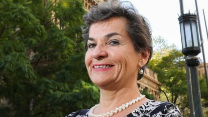 Christiana Figueres's superpower could save the planet