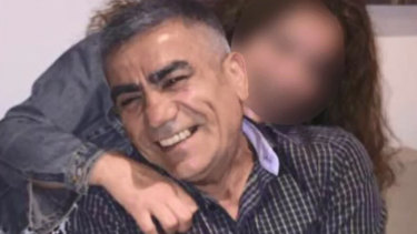 Bunyamin Oksuz, 61, who was killed in a stabbing attack in Campbellfield.