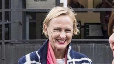 Dr Katie Allen.
